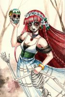 The Festival of the Dead by leinef
