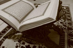 The Holy Qura'an by korabeka
