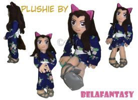 plushie ayah comission by belafantasy