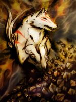 Amaterasu by artfullycreative