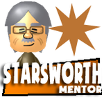 Mii Profile Icon - Starsworth by Kulit7215