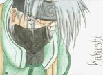 Kakashi by Loki-of-Twilight