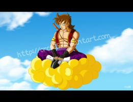 Tobian - Dragon Ball Xenoverse by orco05