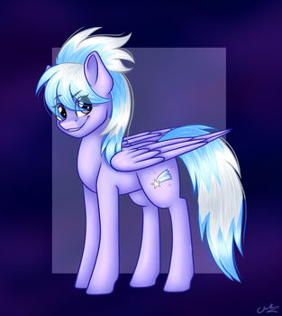 Cloudchaser collab by MilenaMelody