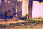 Old Bike by SilverOceanAlchemist