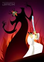 Samurai Jack by NickNP