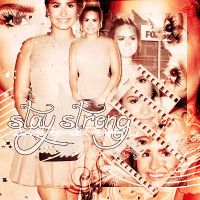 +stay strong by AwesoOmeDDLovathoO