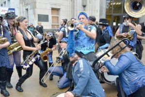 2014 Honk Festival, Chaotic Noise Converge 2 by Miss-Tbones