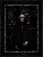 Slenderman by BaronGraphics