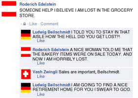 AUSTRIA IS LOST IN THE GROCERY STORE!! by BICHESRSNICHESNSTICH