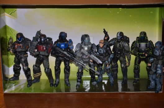 Halo 3 odst by REDNOBLE6