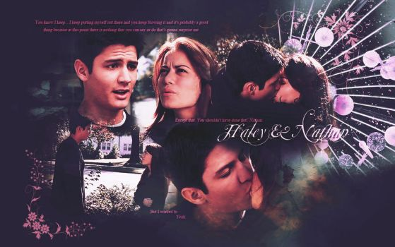 One Tree Hill Naley by SarahZwerg