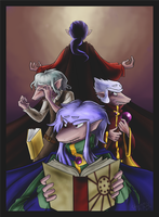 Four Generations by Maiden-Chynna