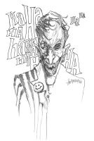 The Joker by axis000