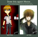 Improvement Meme.//:D by Akeita