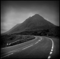 Into The Highlands by blackwoodii