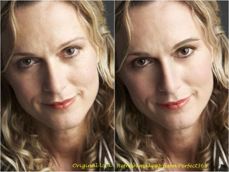 refresh makeup from Perfect365 by everythingphoto