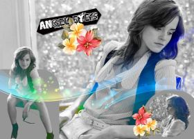 Emma Watson layout 26 by Grouve