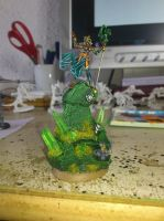 C'tan conversion for my necron army by Danhte