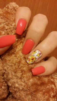 Manicure #180 by Best1a