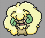 Whimsicott by wolfblitzer