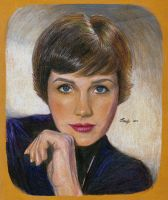 Julie Andrews by AnimeFanS2