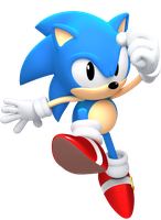 Probably my favorite Classic sonic render. by JaysonJean