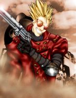 The Trigun Engine by isan
