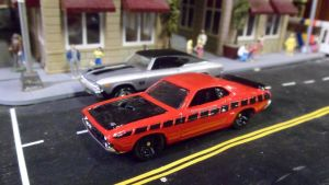 '71 Dodge Challenger by hankypanky68