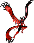 Yveltal -safe by Xathoa