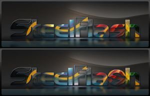 Unveiling the new SF Logotype by Steel89