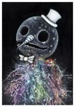 Intergalactic Christmas Fear by Simanion