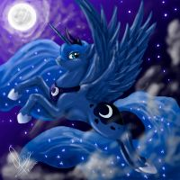 Princess Of The Night by DrizztHunter