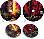 Mastema Out of Hell CD art! by OscarCelestini