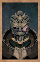 Garrus by steffers-rose-0622