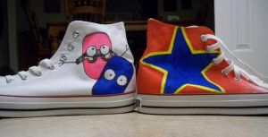 Outlaw Star Shoes by VampireCelas