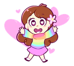 Mabel by azulila