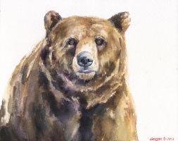 Bear by GeorgeArt23