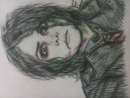Gerard Way by Romii-oddartist