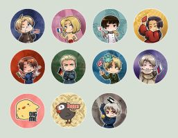 APH Buttons by oneoftwo