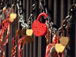 Love Locks by Vonora