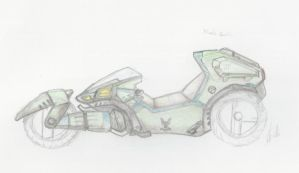 HALO - UNSC Quadbike by ninboy01