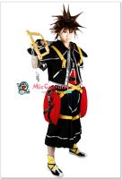 Kingdom Hearts Sora First Cosplay Costume by miccostumes