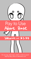 Pay To Use Base {Adore} 300 points or $3.00 by Koru-ru