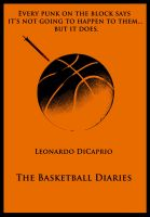 The Basketball Diaries poster by DarioPC17