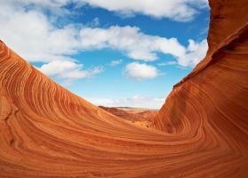North Coyote Buttes, by coulombic
