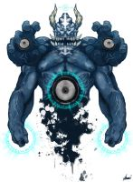 RAIJIN THE GOD OF DUBSTEP... by LiamWorth