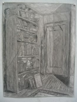 Final Project - Drawing II by MikeWeasel