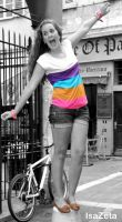 Flying colors by IsaZeta