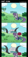 Don't blink by thediscorded
